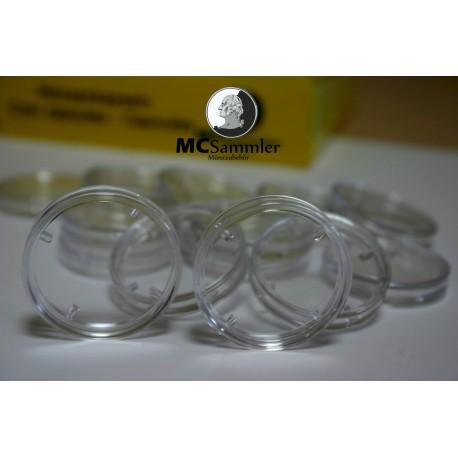Münzkapseln 32,5mm für 10 Euro